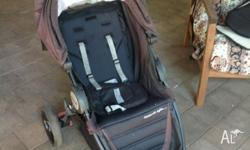 Steel craft Pram, used. Can be purchased with or
