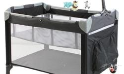 Steelcraft 4 in 1 Portable Cot complete with Carry Bag,