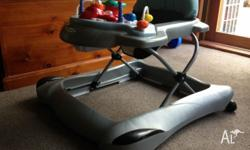 Baby walker, $180 brand new, solidly made and very good