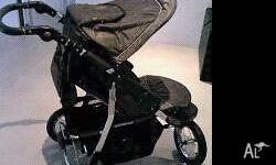 Steelcraft Eden Pram For Sale only 4 years old in great
