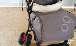 This pram was bought brand new only used a couple of