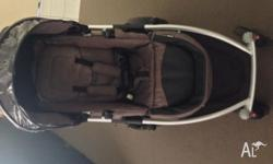 Selling steelcraft strider plus 4 . This pram can take