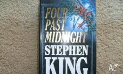 stephen kings four past midnight.