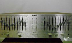 Stereo Equaliser Mixer