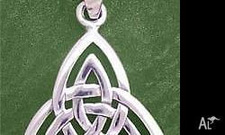 Beautiful high quality Sterling Silver Pendants. All