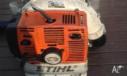 STIHL BR520 Back Pack Blower An older unit but runs