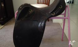 Stock saddle 19'' unmounted good condition $130 pick up