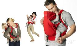 Stoke baby carrier in as new condition, bought for over