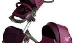 its brand new with all instruction its a 5 piece pram
