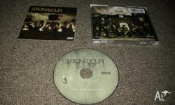 2006 release and 2nd studio album from Stonesour.
