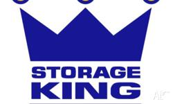 - Clean, dry, secure storage spaces with easy access -