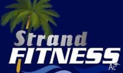 Selling my Strand Fitness gym membership for $300.