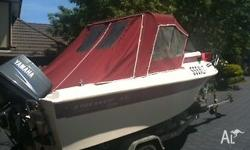 Regretful sale - great versatile boat not being used.