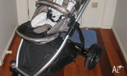 Strider Plus pram for sale. look for my car baby