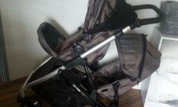 strider plus with second seat plus accessories -
