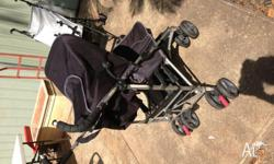 STROLLER STYLE PRAM IN GREAT CONDITION