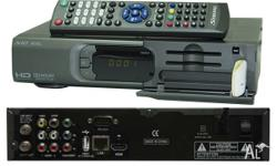 For sale is a Strong srt-4930 satellite receiver, in
