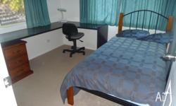Fully furnished room. Internet and Power Included. Long