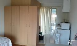 Studio type room for rent,own bathroom and toilet fully