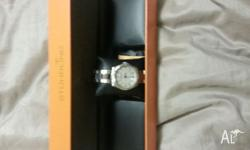 Brand new never worn Stuhrling watch. Comes in the box