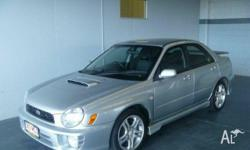 SUBARU, Impreza, S MY01, 2001, Four Wheel Drive,