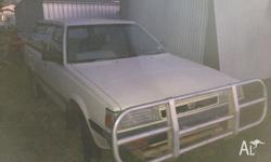 Subaru wagon for sale no engine/gearbox, body straight