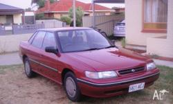 1993 Subaru Liberty excellent Condition. Location :- 6