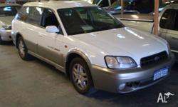 SUBARU, OUTBACK, MY99, 1998, AWD, whitE, 4D WAGON,