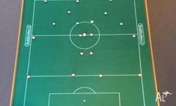 Professionally, custom made Subteo table with dry