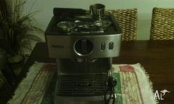 For sale at $100.00.ono. One Sunbeam Cafe' Crema ll 15
