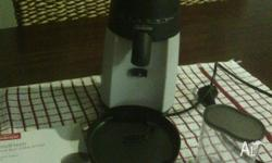 Sunbeam Cafe Series Coffee Grinder For Sale In Chambers Flat