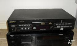 sunfly dvd recorder. in perfect working order