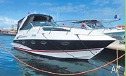 SUNSEEKER 60FT, This beautifully presented hard top