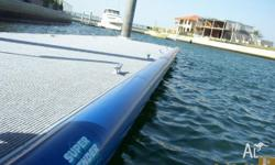 Super Fender Pontoon Fendering System - Domestic, Boat