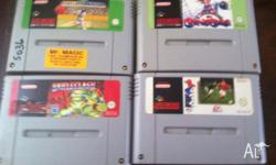 super nintendo games Super international cricket crazy