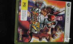 super street fighter 4 - xbox live 360 game (with