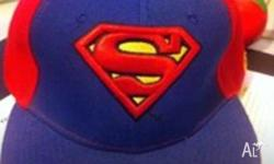superman SnapBack only worn a few times! cost me $60