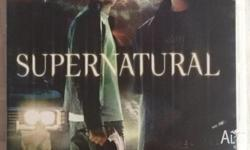 Seasons 1-5 of Supernatual, purchased recently, have