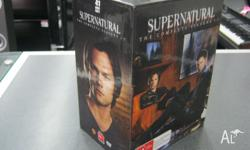 Supernatural The Complete Seasons 1-7 When they were