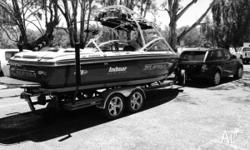 2008 Gravity Games Supra24ssv, low hours, has every
