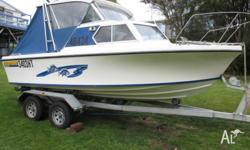 West Australian manufactured Supreme Craft Traditional