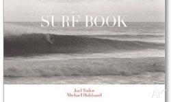SURF BOOK Photographs by MICHAEL HALSBAND. Text by