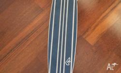 Excellent condition, barely used. Quality carving surf