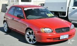 SUZUKI,BALENO,2000, Red, HATCHBACK, MANUAL, 89462kms,