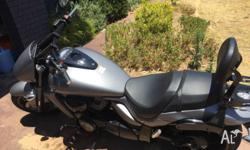Bought new in May 2016, Black edition Boulevard M109. -