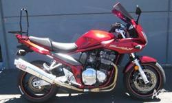 SUZUKI,GSF1200S (BANDIT),2006, ROAD, 1.2, 4cyl, 5 SPEED