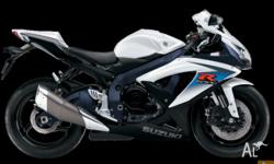 GSXR750 - 2010 LO. Still in immaculate show room