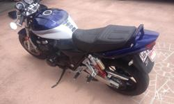 Full service history, full brand new exhaust system,