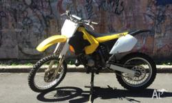 1998 Suzuki RM125 - Top end rebuild ( i have all