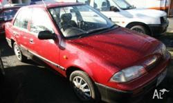SUZUKI SWIFT 1995 for Sale in HASTINGS, Victoria Classified